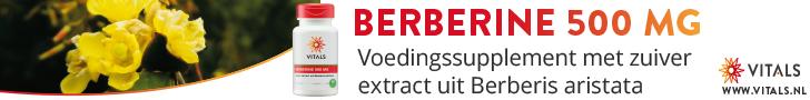 MMV nieuwsbrief banner - Berberine