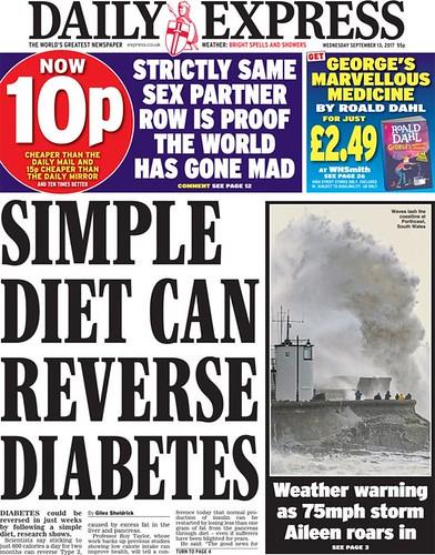 diabetes nieuwsbrief