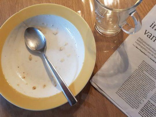 Ontbijt 'slow' als een koning 4