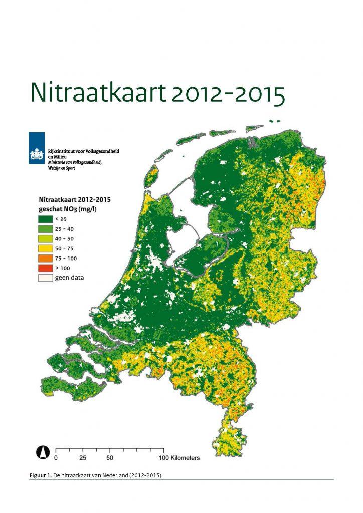 RIVM: nitraat-inname 'hoger dan gewenst' 4