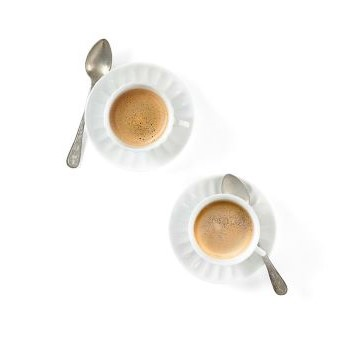 koffie staand