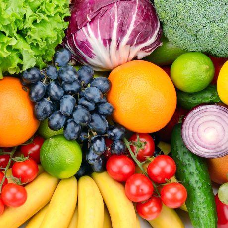 Groentefruit vierkant