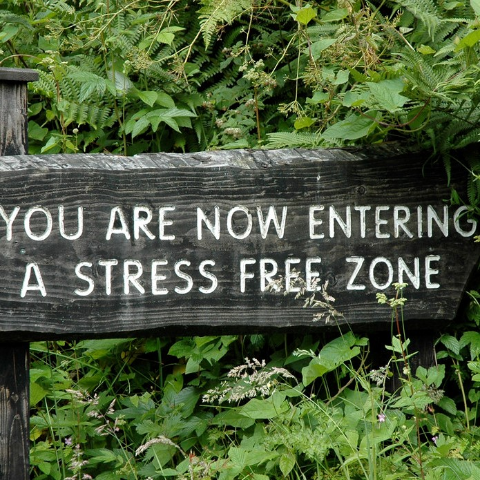 stressvrij vierkant