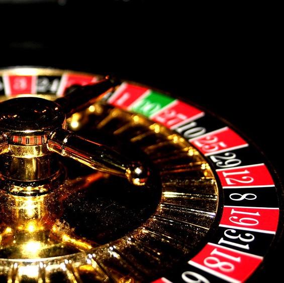 Roulette vierkant