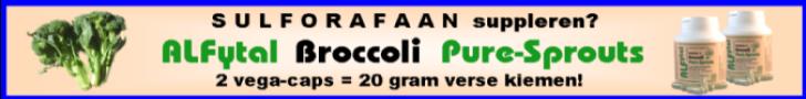 Alfytal broccoli sprouts