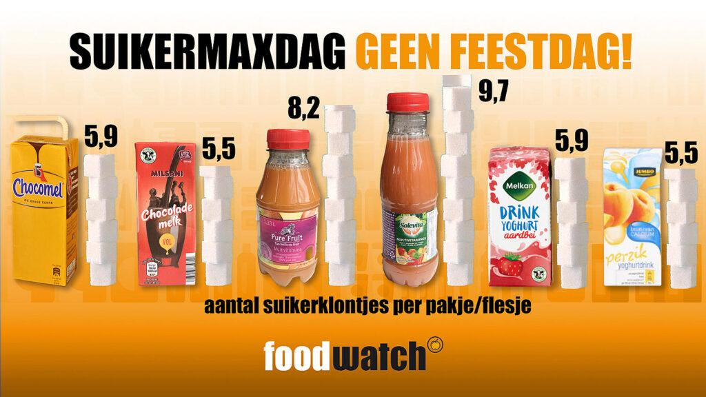 'Suikermaxdag', waarom het niet lukt met de gezonde voedselomgeving 5