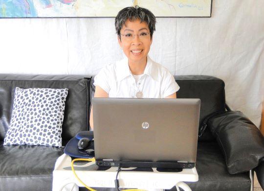 Ayna Siem wil met stralingsexperiment bewustwording creëren 3