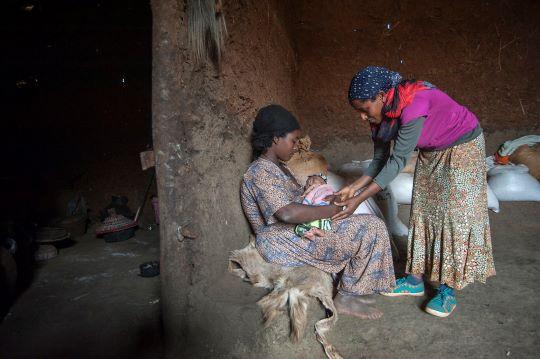 Betere weerstand voor baby's met borstvoeding 3