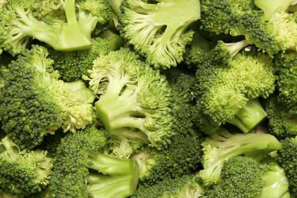 Broccoli eenzaam aan de top 3
