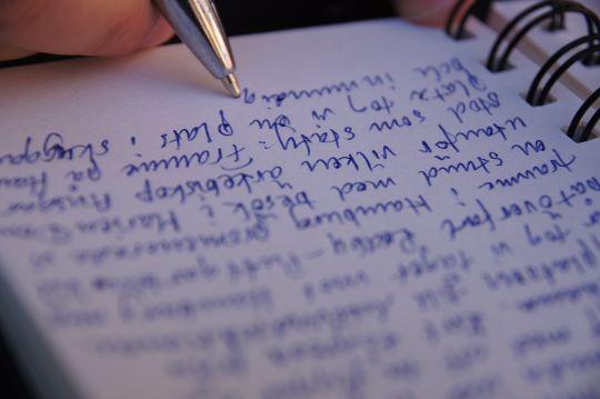 'Lief' dagboek 3