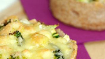 Hartige taart met broccoli en venkel 4