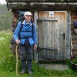 Bestuurslid Jan Meijerink (71) te voet naar Rusland 6