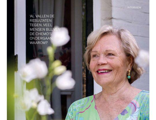 Margreet overleefde uitgezaaide kanker met Moermantherapie: 'Kies zelf en doe alleen wat goed is voor jou' 3