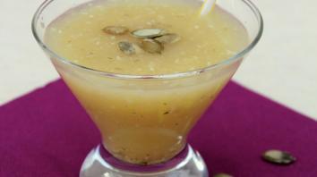 Ontbijtsmoothie appel-citroen 5