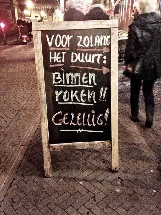 Van der Valk zet anti-rookretraite op het menu 3