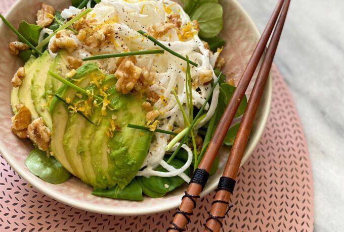 Salade met rettich 12