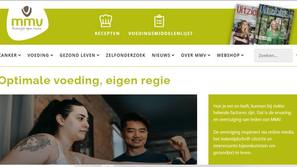 Website MMV geüpdatet 3