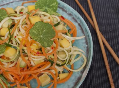 Oosterse spaghettisalade 11