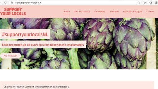 Nieuwe campagne: steun lokale voedselproducenten 3