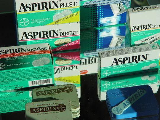 Kankerbevorderend in ouderen? Nieuwe bedenkingen bij aspirine 3