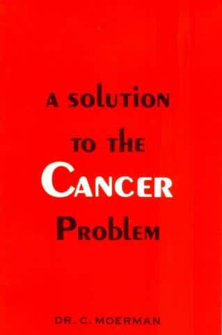 A solution to the cancer problem 10