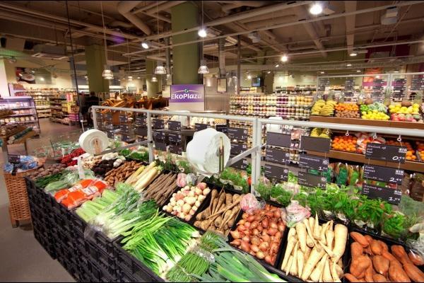 Biologische voeding overal in opmars 3