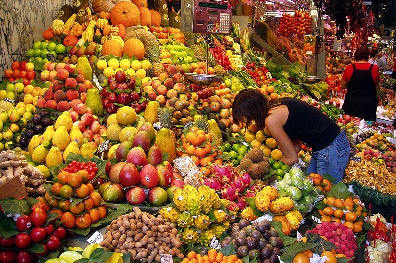 Hormoonverstoorders in buitenlandse groente en fruit 3