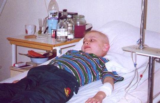 Kinderen met kanker betalen hoge prijs 3