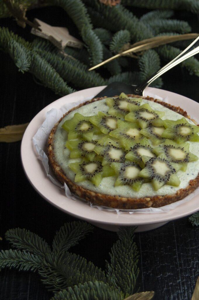 Kiwi-Desserttaart 3