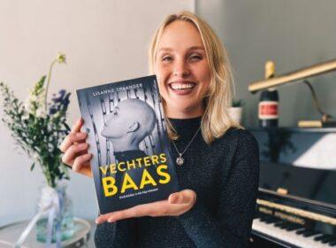 Vechtersbaas Lisanne (22) schrijft boek over haar ervaringen met botkanker 4