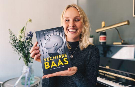 Vechtersbaas Lisanne (22) schrijft boek over haar ervaringen met botkanker 3