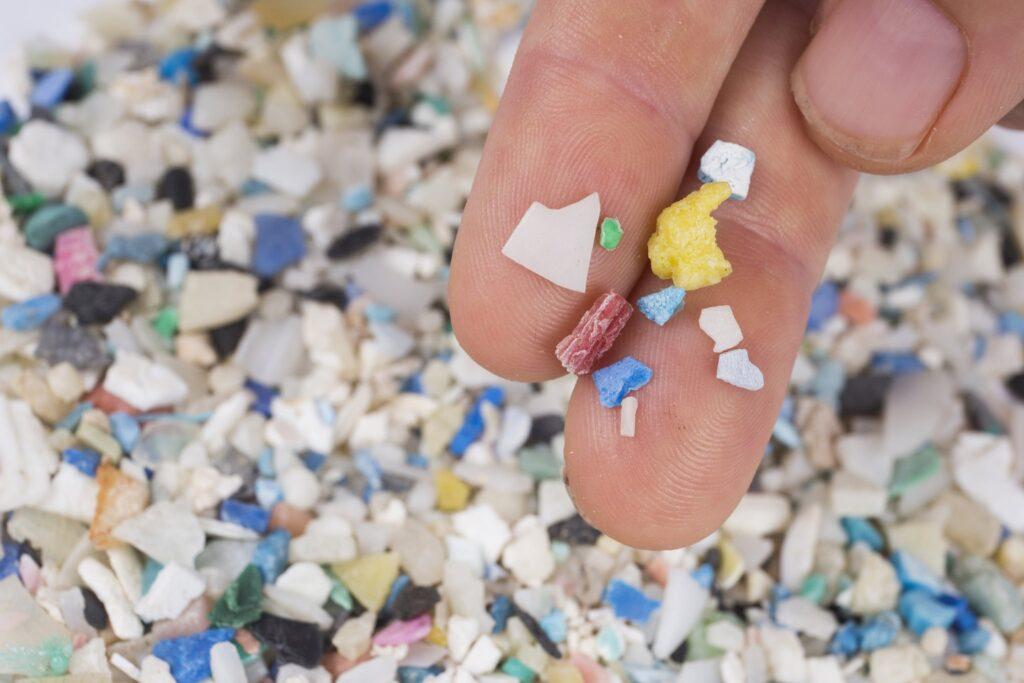 Niet te licht denken over gevaar microplastics 3