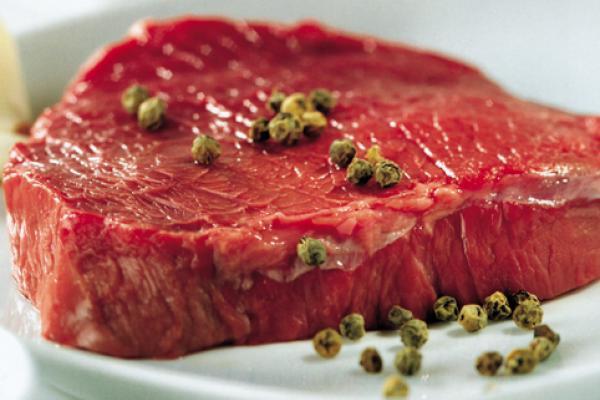 Advies aan Belgen: Minder rood vlees 3