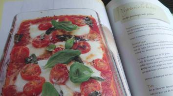 Vegetarische lasagne 4